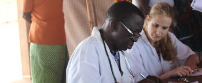 Medicine Internship in Togo